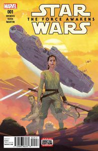 Star Wars: The Force Awakens from A Beginner's Guide to Star Wars Comics | bookriot.com