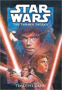 Star Wars: The Thrawn Trilogy from A Beginner's Guide to Star Wars Comics | bookriot.com