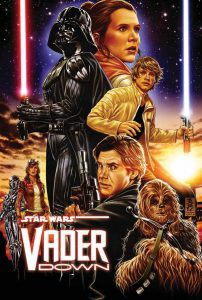 Star Wars: Vader Down from A Beginner's Guide to Star Wars Comics | bookriot.com