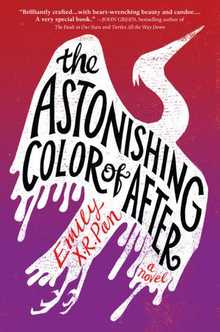 the astonishing color of after by emily xr pan book cover
