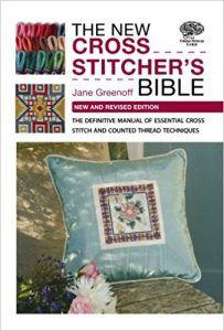 The New Cross Stitcher's Bible by Jane Greenoff in The Best Cross Stitch Books | BookRiot.com