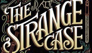 the strange case of the alchemist's daughter book cover