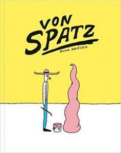 Cover of Van Spatz by Anna Haifisch