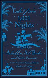 1001 arabian nights book cover