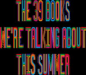 summer reading book list
