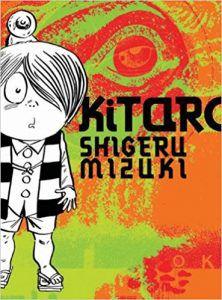 Kitaro Book Cover