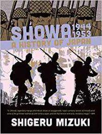 Showa 3 Book Cover