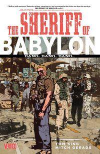 the sheriff of babylon