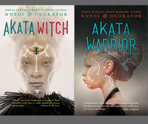 akata witch series nnedi okorafor book covers