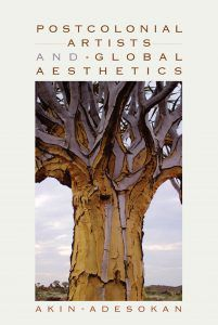 postcolonial artists and global aesthetics cover