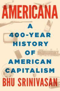 Cover of Americana by Bhu Srinivasan