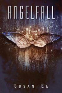 Angelfall cover by Susan Ee