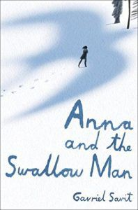 anna and the swallow man book cover
