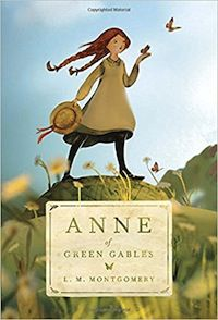 Cover of Anne of Green Gables in 50 Must-Read Canadian Children's and YA Books | BookRiot.com