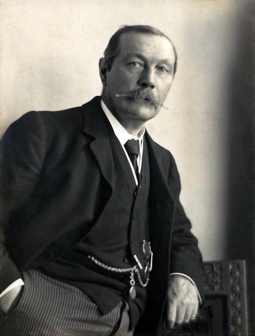 Sir Arthur Conan Doyle | Who owns Sherlock Holmes