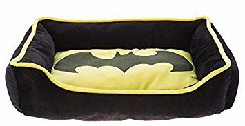 batman bed | superhero accessories for dogs | bookriot.com