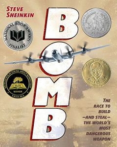 bomb by steve sheinkin book cover