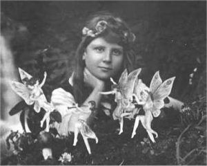 Elsie Wright and fairies, Arthur Conan Doyle, Spiritualism, and Fairies