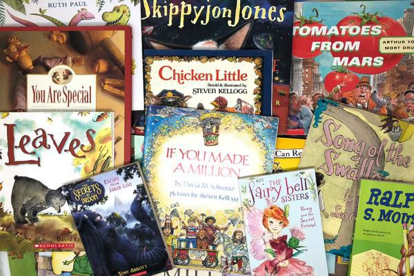 5 Adorable Bookish Gifts for Kindergarten Graduates