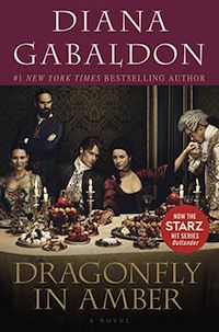 Cover of Dragonfly in Amber by Diana Gabaldon in Literary Tourism: Scotland | BookRiot.com
