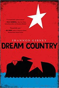 Dream Country by Shannon Gibney book cover