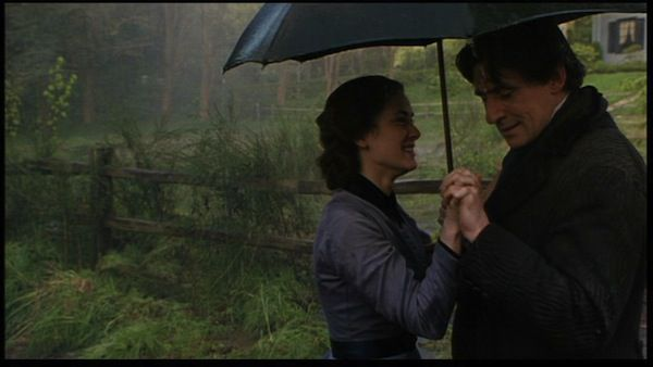 Winona Ryder and Gabriel Byrne in Little Women in In Defense of Amy March | BookRiot.com
