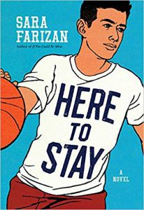 Here To Stay by Sara Farizan book cover