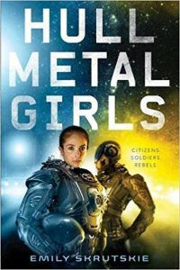 hullmetal girls book cover