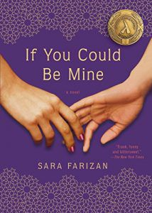 if you could be mine by sara farizan book cover