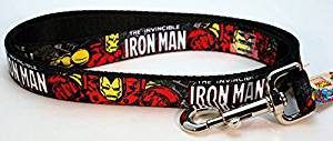 iron man collar | superhero accessories for dogs | bookriot.com