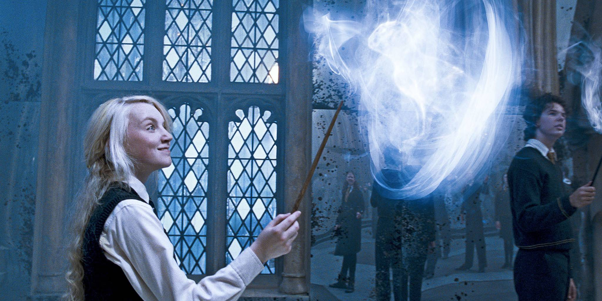 It's A Patronus Quiz! Tell Us Your Favorite Books and We'll