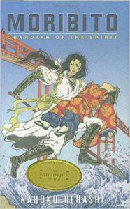 Moribito book cover