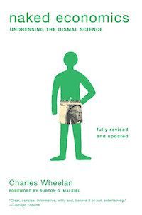 Naked Economics by Charles Wheelan cover