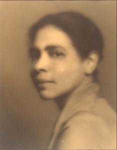 Nella Larsen Portrait Writer Harlem Renaissance