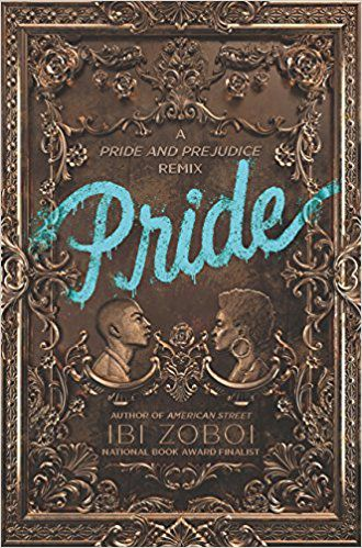Pride by Ibi Zoboi book cover