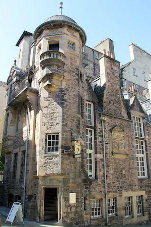 Scottish Writers' Museum, Edinburgh in Literary Tourism: Scotland | BookRiot.com