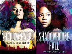 shadowshaper by daniel jose older book cover