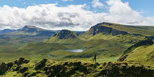 Image of the Isle of Skye in Literary Tourism: Scotland | BookRiot.com
