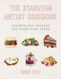 Starving Artist Cookbook by Sara Zin