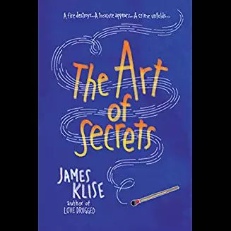 the-art-of-secrets-by-james-klise-book-cover
