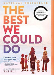 The Best We Could Do by Thi Bui (Paperback edition)