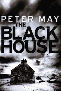 Cover of The Blackhouse by Peter May in Literary Tourism: Scotland | BookRiot.com