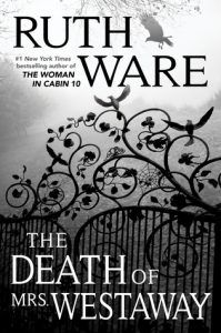 the death of mrs westaway by ruth ware cover