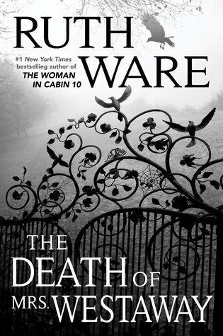 Cover of The Death of Mrs. Westaway by Ruth Ware