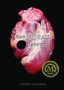 the freak observer by blythe woolston book cover