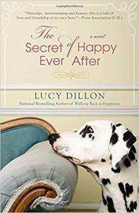 the secret of happy ever after by lucy dillon book cover