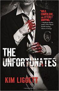the unfortunates by kim liggett book cover upcoming ya books