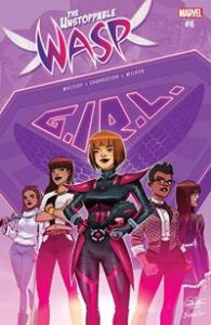 The Unstoppable Wasp by Jeremy Whitley and Elsa Charretier