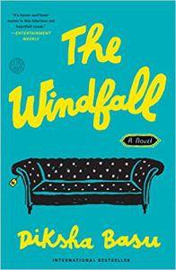 the windfall by dikshua basu book cover