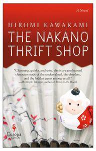The Nakano Thrift Shop by Hiromi Kawakami